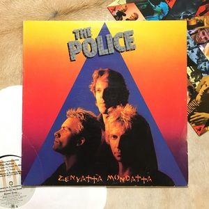 "The Police - ""Zenyatta Mondatta"" Vinyl LP"